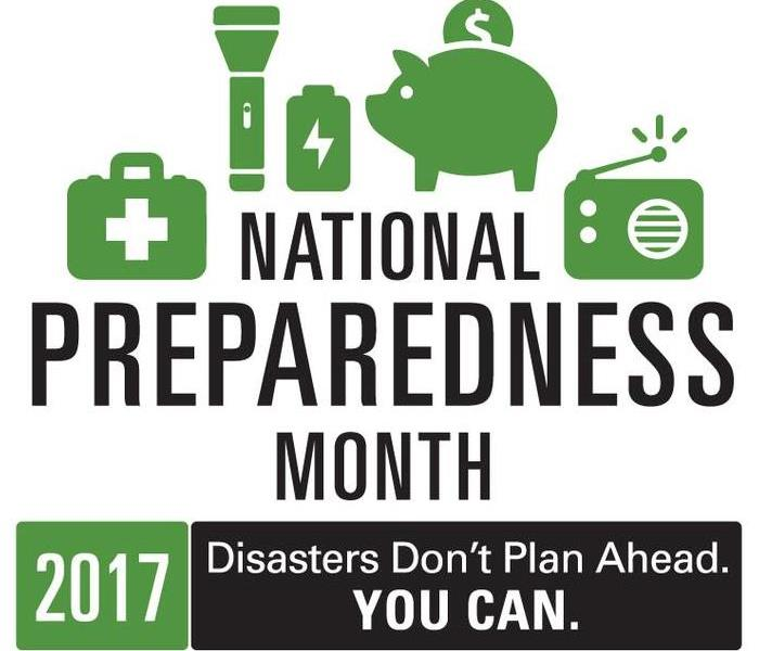 General National Preparedness Month: Plan to Stay in Business